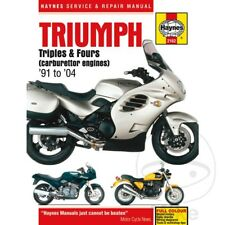Triumph Trophy 1200 1997 Haynes Service Repair Manual 2162