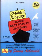 Jamey Aebersold Jazz Play-Along 54 054 Maiden Voyage Noten mit CD
