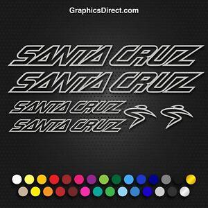 Santa Cruz Graphics Set (BDS20)