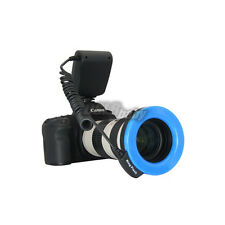 48pcs RF550D Macro LED Ring Flash Light for Canon Nikon Olympus Panasonic DSLR
