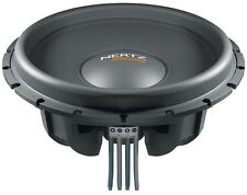 HERTZ SPL MONSTER GRUPPO MOBILE SUBWOOFER MG15BASS2X1.0 8000WATT 38CM BASS SPL