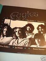 "Eagles Tour Book 1976 Joe Walsh Concert Program VGC 11"" Glenn Frey Don Henley"