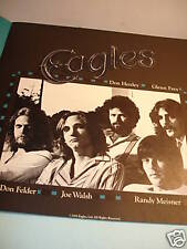 "10 Eagles Tour Books 1976 Joe Walsh Concert Program 11"" Glenn Frey Don Henley"