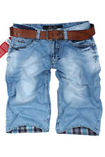 Brand New  Amazing AJ Men's d.g Short Jeans+Gift Belt Size 30