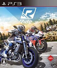 Used PS3 RIDE Motorbike Racing SONY PLAYSTATION 3 JAPAN JAPANESE IMPORT