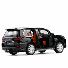 Lexus LX570 SUV 1:32 Model Car Diecast Toy Vehicle Collection Kids Gift Black