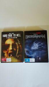 Hard Ride to Hell & Boogeyman(Horror dvd's)