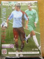 31/07/2009 Mangotsfield United v Stoke City [Friendly] . Thanks for viewing our
