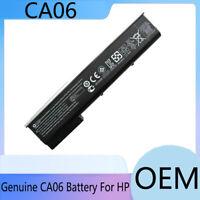 Genuine OEM CA06 CA09 CA06XL Battery For HP ProBook640 645 650 655 G1 718756-001