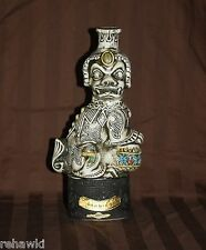 Garnier Egyptian Dog decanter Very Rare made in Italy like Jim Beam