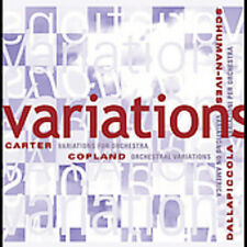 Variations For Orchestra (2005, CD NEUF)