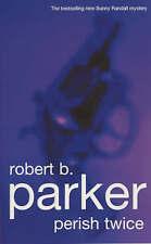 Perish Twice,Parker, Robert B.,New Book mon0000021618