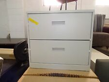 """STEELCASE 800 SERIES  2 DRAWER LATERAL FILE 30""""W"""