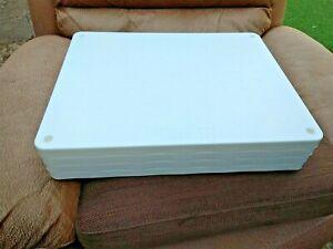 LANGHAM ADJUSTABLE PLATFORM BATH STEP ( UNUSED IN BOX ) ( ref TS )