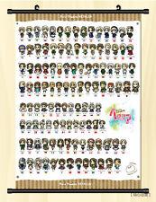 "8""*12"" Home Decor Japan Anime Axis Power Hetalia Cosplay Wall Poster Scroll I"