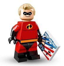 NEW-LEGO-Minifigures-MR INCREDIBLE-Disney-Series-71012-Genuine-Minifigure