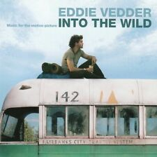 EDDIE VEDDER INTO THE WILD BLUE VINYL LP SEaled