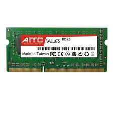 AITC 4GB DDR3 (1x4GB) 1600MHz 1.5V CL11 204Pin SO-DIMM Notebook Arbeitsspeicher