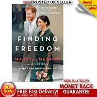 Finding Freedom Harry and Meghan & the Making of a Modern Royal Family Hardcover