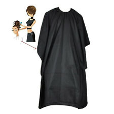 1pc Unisex Adults Kids Hairdressing Cape Cutting Cover Barber Hair Gown BlaYJnd