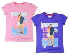 Violetta T-Shirt kurzarm Shirt 122 128 134 140 146 152 Mädchen Monster High Leon