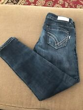 849fb9580a3986 JOLT JUNIORS SKINNY SOFT STRETCH ANKLE Crop JEANS Size 1 Nordstrom (SD)