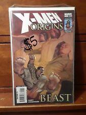 X-MEN ORIGINS BEAST #1 (2008) SECRET INVASION