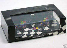 MINICHAMPS Diecast Formula 1 Cars with Stand