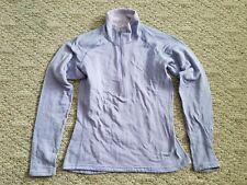 EUC Patagonia Regulator Fleece 1/2 Zip Pullover  Womens Size Small Color Lilac