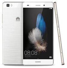 Huawei P8lite - 16GB - Weiß (T-Mobile) Smartphone