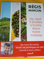 un chef 3 étoiles s'invite dans votre cuisine, Régis Marcon,  9782812313417