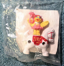 1989 McDonald's Happy Meal Toy - CIRCUS PARADE - BIRDIE    Mint / Sealed    RARE
