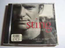 Sting - Songs Of Love - Victoria's Secret  Exclusive  CD