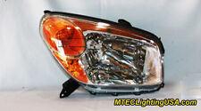 TYC Right Side Halogen Headlight Lamp Assembly for Toyota RAV4 2004-2005
