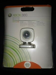 XBOX 360 LIVE VISION Camera Microsoft  NEW Sealed