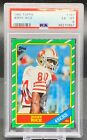1986 Topps #161 Jerry Rice 49ers RC PSA 6