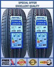 NEW2*215/60R16 95H AOTELI NEW 2 HIGH QUALITY TYRES. LOW PRICE BUDGET 2 NEW TYRES