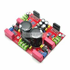2 x 68W Watt LM3886 + NE5532 Audio Amplifier Board