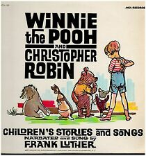 LP 5256 WINNIE THE POOH  AND CHRISTOPHER ROBIN