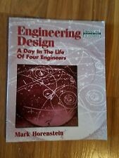 Engineering Design : A Day in the Life of Four Engineers by Horenstein (1998