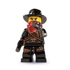 Lego minifigures serie 6 da collezione Bandito del Far West 8827