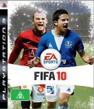 FIFA 10 PS3 Game USED