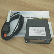 Sensor Conductivity Meter With Relay Ec Controller Tester Water Monitor Analyzer