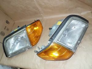 Mercedes SL R129 HeadLight 300sl 500sl sl600 320sl 300 500 600 headlamp 129 r