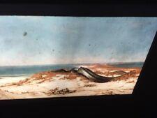 "Elihu Vedder ""Lair Of Sea Serpent"" Symbolism 35mm Art Slide"
