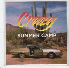 (GC787) Summer Camp, Crazy - DJ CD