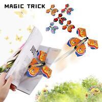 3 Stück kreative Diy Schmetterling Magic Flying Plastic Butterfly Überraschung