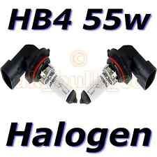 HB4 halógena 55w Recambio Punta inferior Bombillas Para Faros Frontales Par 9006