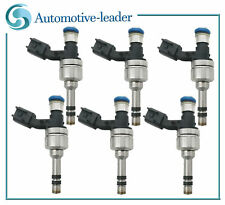 6Pcs Fuel Injector For GMC Chevrolet Cadillac CTS 2010-2011 Buick LaCrosse 2010