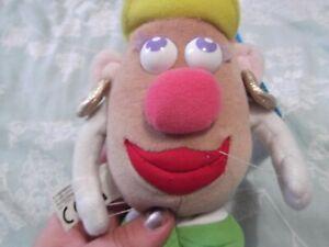 Mrs Potato Head Soft Toy Plush Playskool Toy Story With Tags
